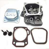 1set Cylinder Head Kit Replace For GX200 Cylinder Head Gasket With Cover Gasket Cylinder Head Cover