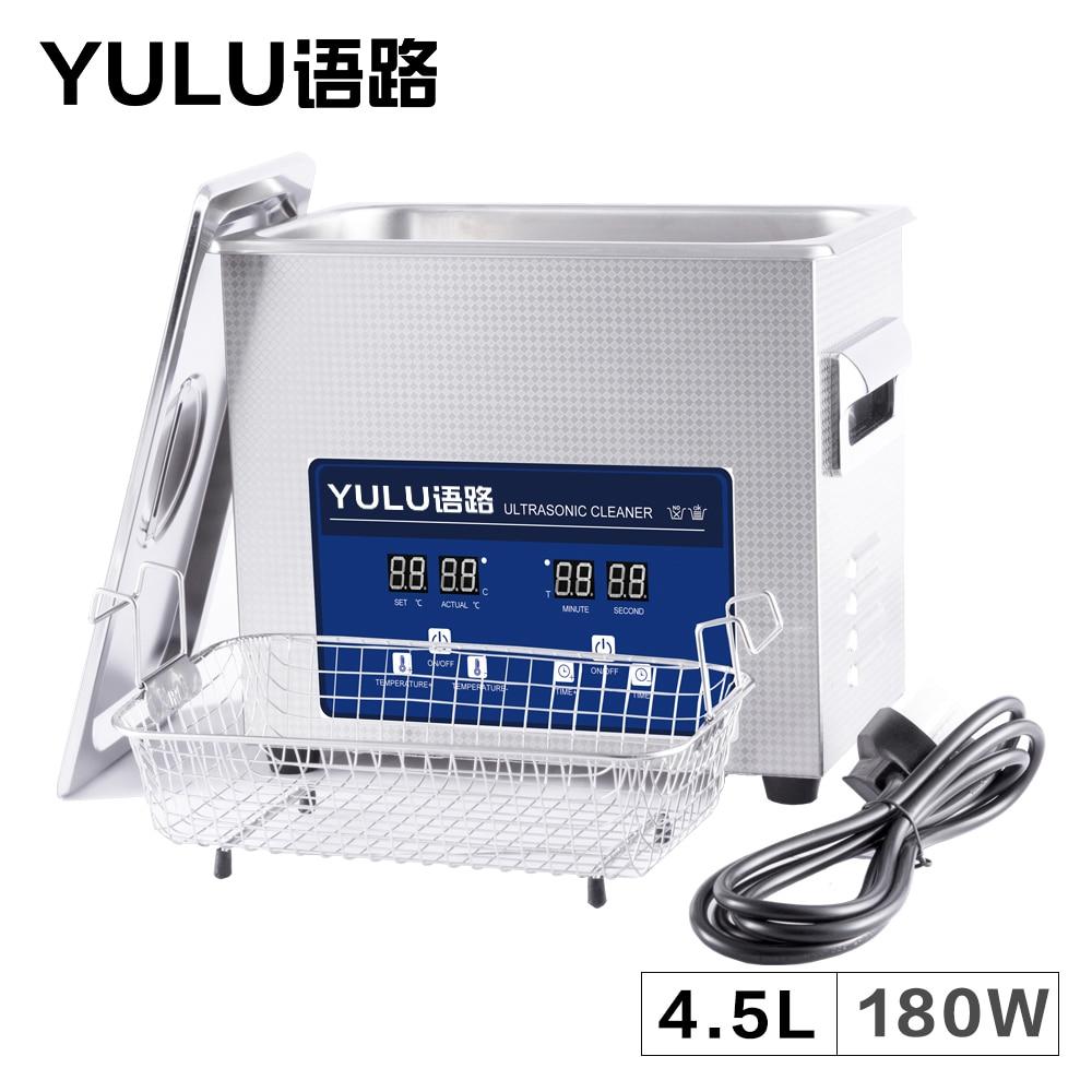 4.5L digitalni ultrazvočni čistilni stroj vezja plošče - Gospodinjski aparati - Fotografija 2