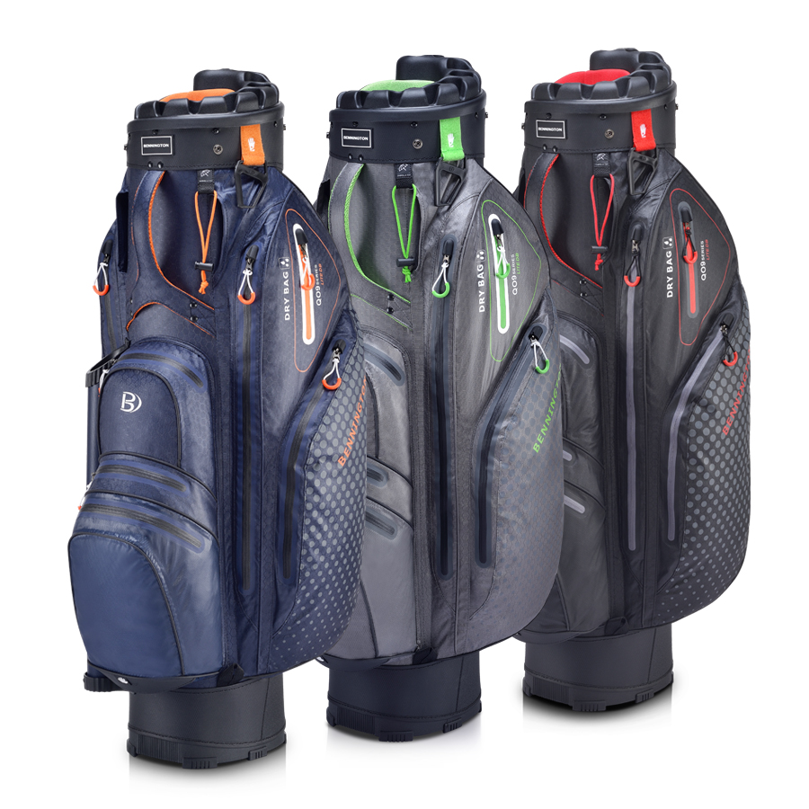 Bennington Golf bag Men's Full waterproof material Cart bag A Specialist of Golf Clubs Protection EMS free shipping