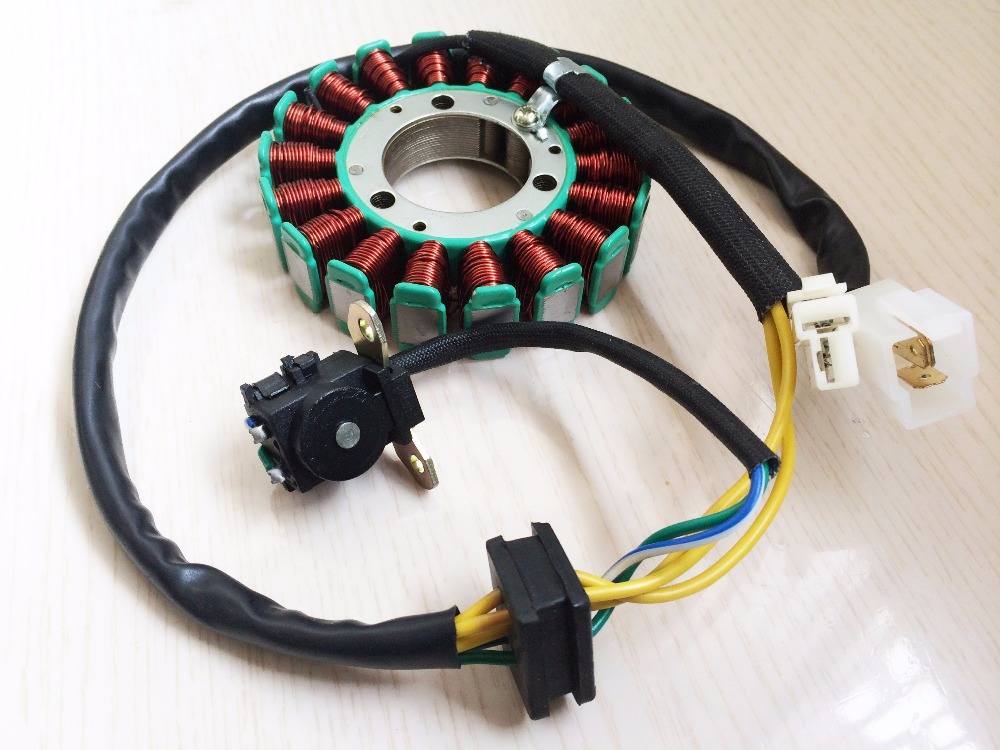 Nice Viper Remote Start Wiring Small Three Way Switch Guitar Flat Coil Tap Wiring Hh 5 Way Switch Wiring Old Hot Rod Wiring Diagram Download SoftIbanez Srx3exqm1 Aliexpress.com : Buy Copper Wire Motorcycle Magneto Engine Stator ..