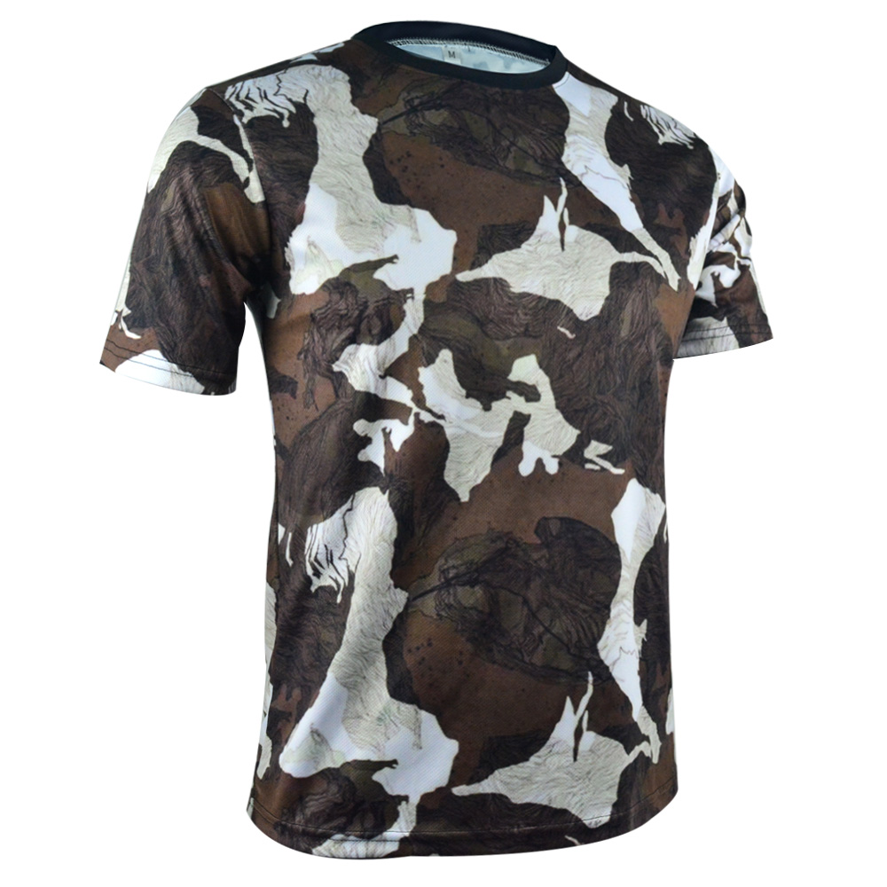 b2203e3ca Bxio Short Sleeve Cycling Jersey Camouflage Bike Jerseys Men s Style Mountain  Bike Sportwear Men T Shirt Mtb Bicycle Clothes 007-in Cycling Jerseys from  ...