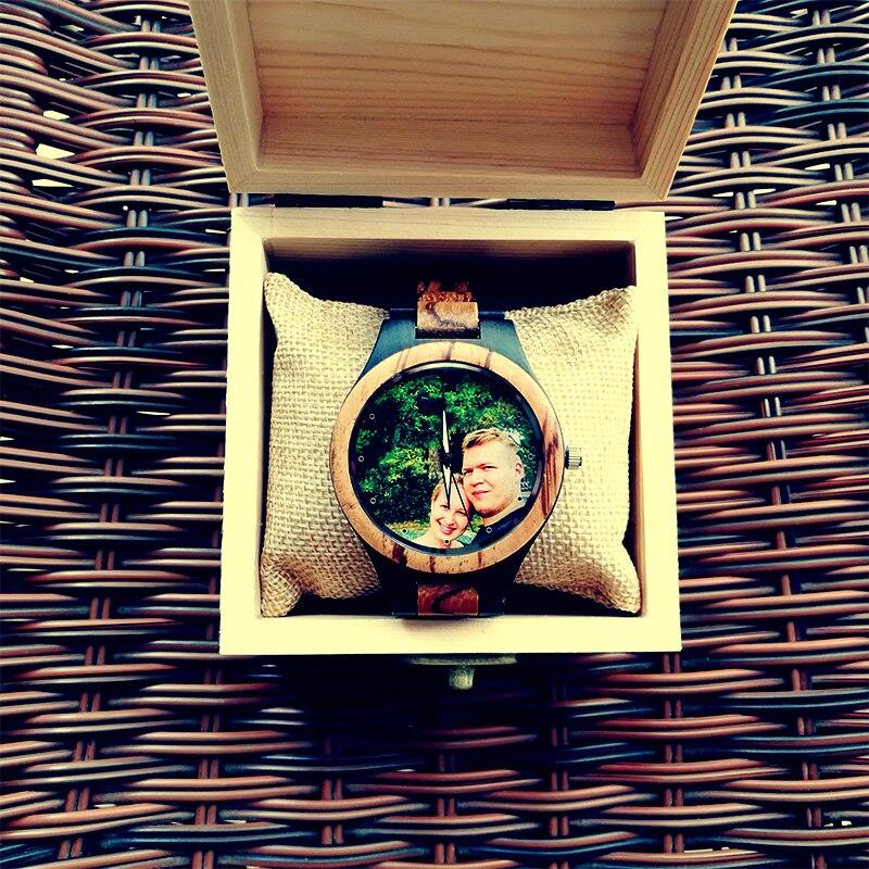 zebra-black-wooden-custom-photo-women-men-watch-male-clock-box-gift-5