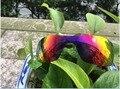 Фиолетовый Красный Iridium Замена Цвета Поляризованные Линзы для Batwolf Солнцезащитные Очки 100% UVA и UVB