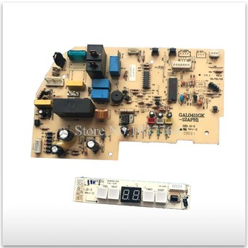 95% new used for Air conditioning computer board GAL0411GK-12APH1 RJ0302 GAL-L29 PC board good working 2pcs/set
