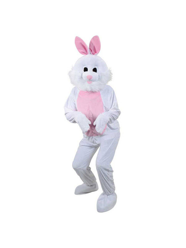 cosplay costumes Plush Adult Mascot Bunny Rabbit Animal Fancy Dress Costume Jumpsuit Easter Event Easter mascot costumes