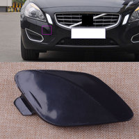 CITALL 30795007 39802519 Car Front Bumper Tow Hook Eye Cap Cover Lid Fit For Volvo S60 2011 2012 2013 Bumpers     -