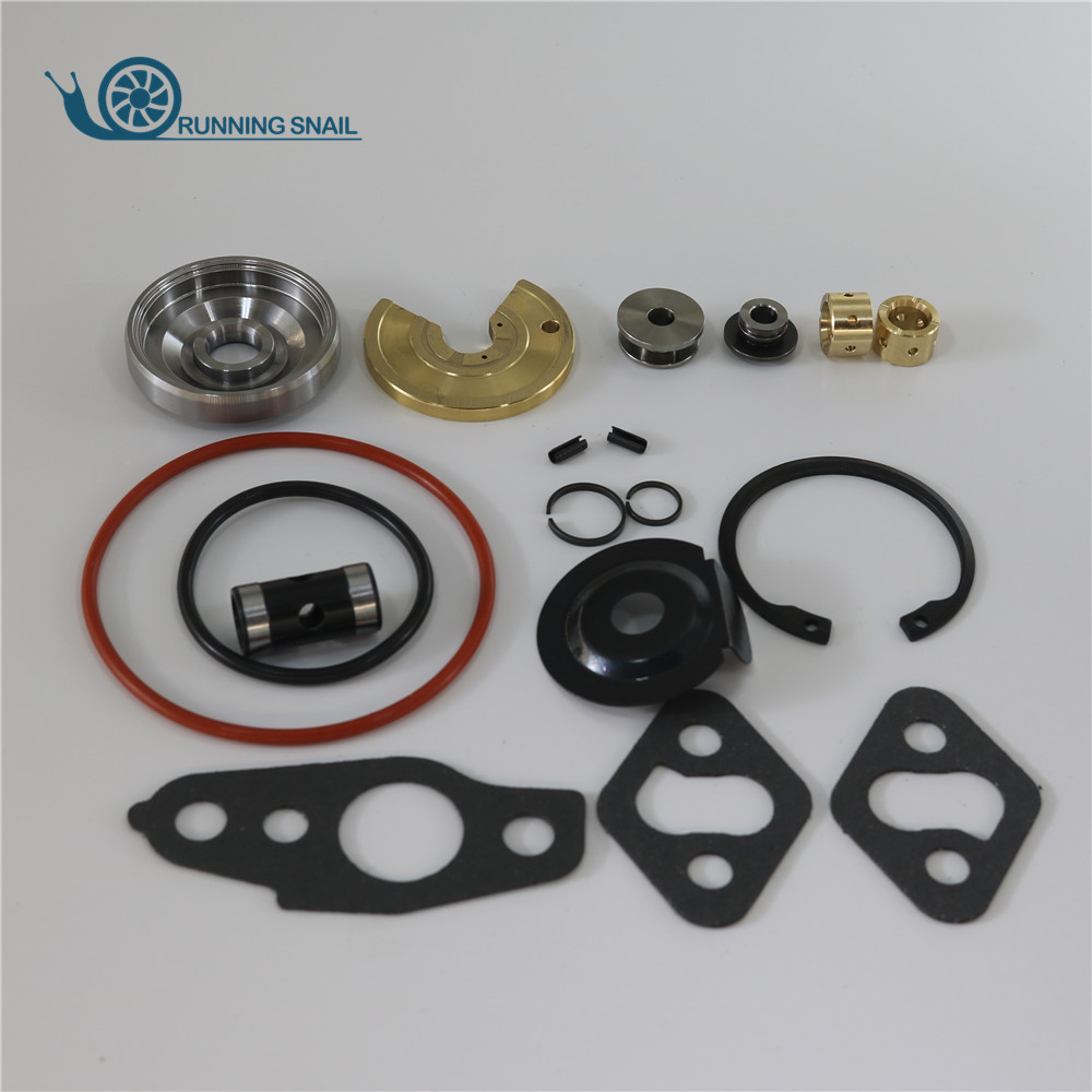 Turbo Repair Rebuild Kit For TOYOTA CT12A Supra Soarer 1JZ-GTE 1JZ Twin Turbo 17201-46010 17208-46010