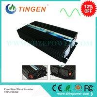 24v to 240v inverter 2000w 24v 220v power inverter (4KW peak power,output 110V or 220VAC available)