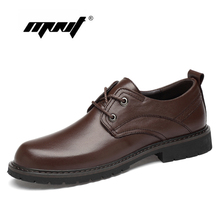 Grain Leather Men Shoess Top Quality Handmade Casual Shoes Autumn Breathable Oxfords Lace-Up Comfort Soft Flats Shoes Men male casual shoes high quality lace up oxfords men flats spring autumn breathable driving shoes aa30065