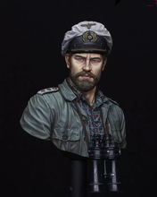 Free Shipping  Model kit Soldiers WW2  1/10 Historical figure bust scale model figures