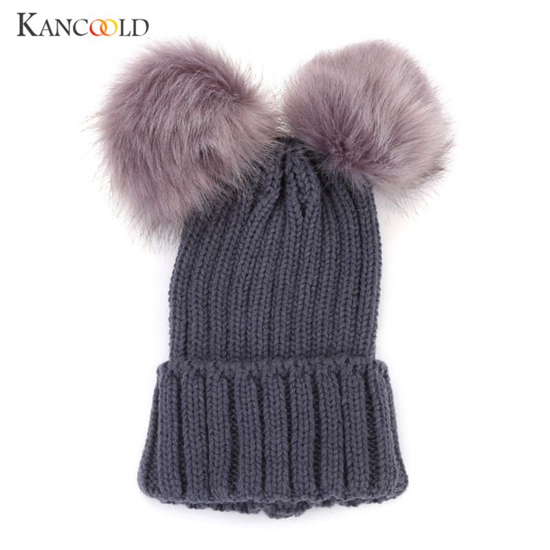 New women Hats Beanie mujer Knitted Boy Girls Baggy Warm Crochet Winter Wool Skull Slouchy Cap Pom Snow Ski Thick Knit Hat OC20B winter women beanie curl all match crochet knitted hiphop hats warm ski hat baggy cap femme en laine homme gorros de lana 62