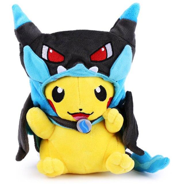Pokemon Pikachu Stuffed Plush Soft Toy