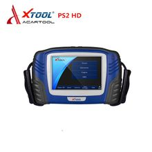 XTOOL PS2HD for Diesel/Electroric/Engine/OBD Model Heavy Duty Truck Diagnostic Tool Truck Scanner with Test Performance Function(China)