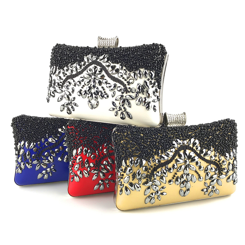 Evening Hasp Bags Women Clutches Party Prom Handbags Purses