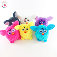 New Products Pet Elves Phoebe Owl Plush Toys Battery Drive Models Intelligent Voice Recording Electronic Interactive
