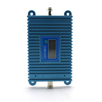 Direct Marketing LCD Display CDMA 980 High Gain 850Mhz Mobile Phone Signal CDMA Booster Repeater Amplifier