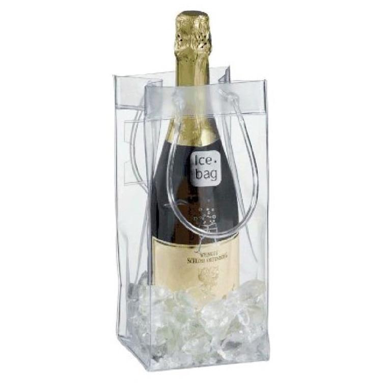 100pcs Lot Pvc Ice Bag Wine Cooler Chiller Gift Bags