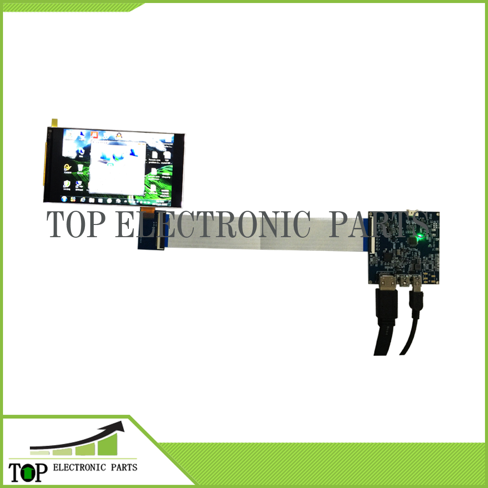 5.5 inch 2k 1440P 1440*2560 resolution ips panel mipi dsi interface lcd display with hdmi to mipi for vr glasses and hmd