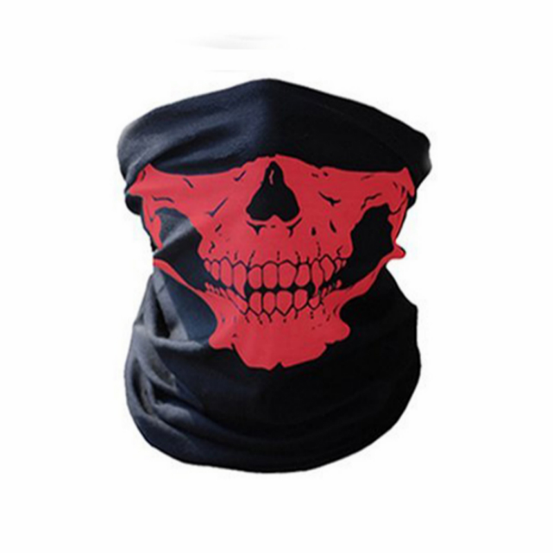 14-1-2-Piece-Motorcycle-SKULL-Ghost-Face-Windproof-Mask-Outdoor-Sports-Warm-Ski-Caps-Bicyle-Bike