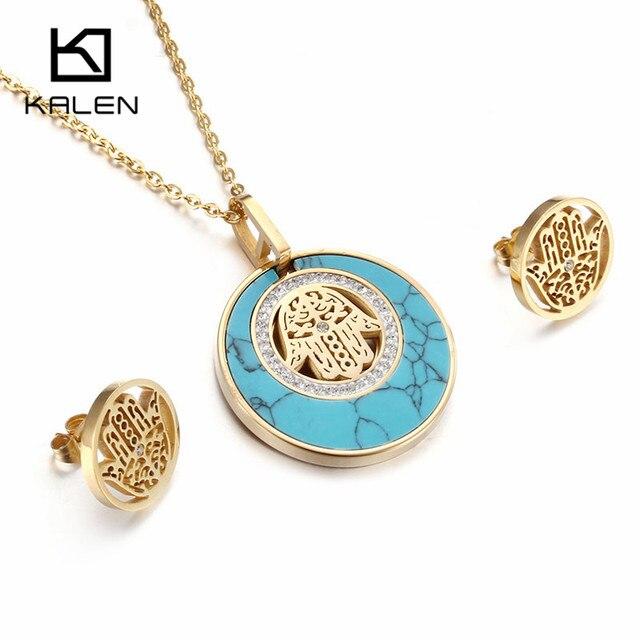 Kalen Women Lucky Jewelry...
