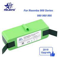 5 2Ah 14 8V Li-ion Battery for iRobot Roomba 900 800 700 600 500 Series 960  980 981 530 560 620 650 770 780 870 with Brand Cells