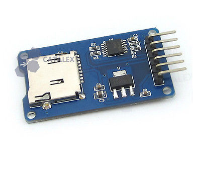 5 PCS Micro SD De Stockage Conseil Mciro SD Carte Mémoire Module