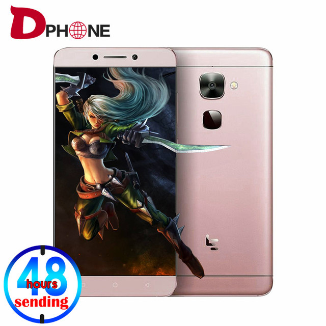 "Original LeTV LeEco LE 2 X620 5.5"" FHD MTK6797 deca core Android 6.0 4G TD LTE smartphone 3GB RAM 32GB ROM 16MP fingerprint"