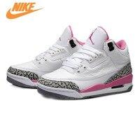 Nike Air Jordan III Retro 208 Women S Breathable Basketball Shoes Sneakers Non Slip Multiple Color