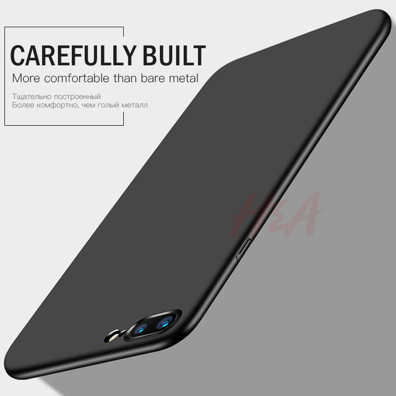 Image 5 - H&A Luxury PC Phone Case For iPhone X 6 6s 8 7 Plus Ultra Thin Slim Cover For iPhone 7 8 6 6s Plus X Protective Hard Cases Shell-in Phone Bumpers from Cellphones & Telecommunications