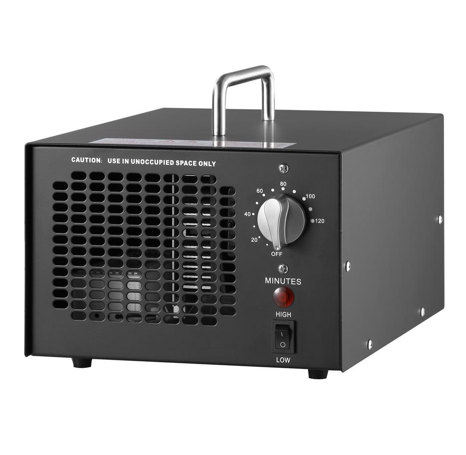 3,5-7,0G állítható ózontisztító otthoni és ipari használatra (csak 220-240v-re áll rendelkezésre)