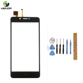 Touch Screen with Tools Glass Touch Panel Accessories Phone Replacement For Leagoo Kiicaa Power Touch Screen for Kiicaa Power