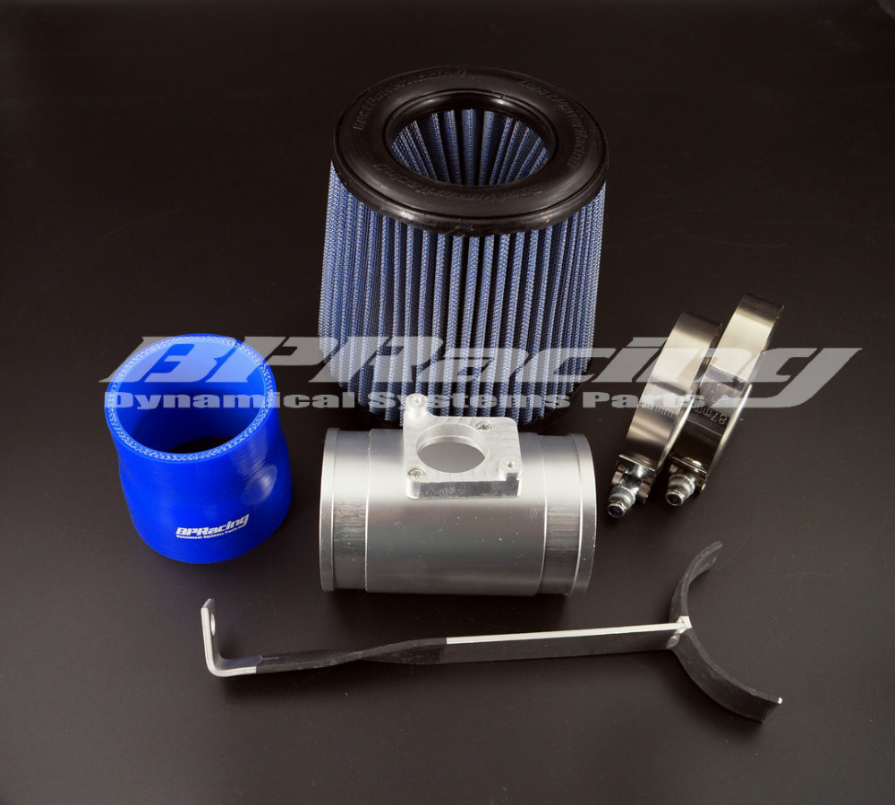 Turbo charged Air Intake Kit For 04 06 Impreza WRX STi 2 5L 2002 2005 Impreza