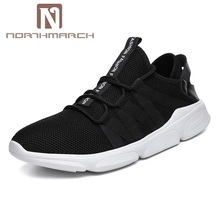 NORTHMARCH Breathable Men Sneakers High Quality Comfortable Male Shoes Adult Lig