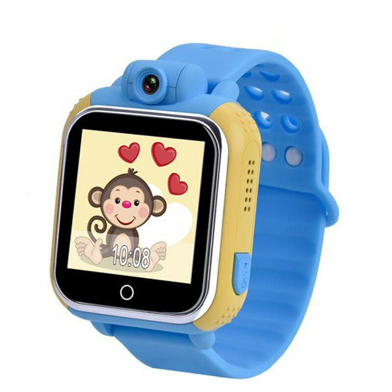 GPS Kids Smart Watch 3G WIFI Location Baby SmartWatch Touch Screen SOS Call Pedometer Tracker  With Camera for Android IOS Phone android 5 1 smartwatch x11 smart watch mtk6580 with pedometer camera 5 0m 3g wifi gps wifi positioning sos card movement watch