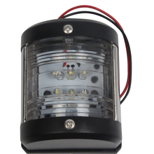 12V Marine Boat Yacht Stern Light Signal Lamp Navigation LED White Light Port Light