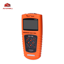 Авто OBD2 Vgate VS600 EOBD Сканер Автомобильный Диагностический Инструмент Сканер Автомобиля Escaner Automotriz Универсальный Памяти/батареи Резервного Копирования