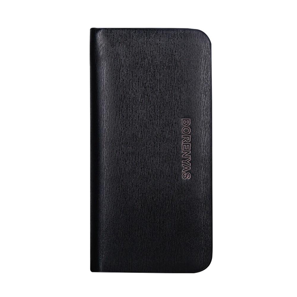 2018 Mannen Lange Grote Capaciteit Multi Card Wallet Handvat Case Card Wallet Rits Gesp Bs88 Quell Summer Thirst