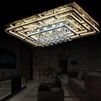 Роскошная обувь с украшением в виде кристаллов Светодиодная лампа потолка домой и коммерческих место декоративного освещения Открытый Пот
