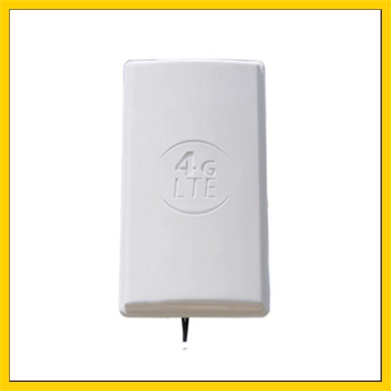 2 * 24BDI 4G LTE MIMO antenne extérieure LTE double panneau de polarisation antenne doubleSMA mâle connector10Mcable pour huawei ZTE4G routeur
