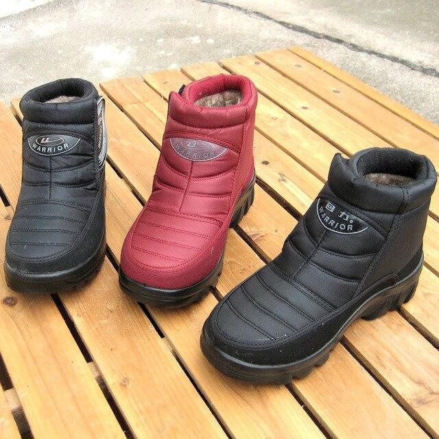 2016 зима детские лодыжки снегоступы для мальчиков девочек-подростков в тепловой обувь больших детей хлопка мягкой открытый теплые ботинки
