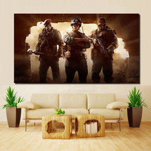 Rainbow Six Siege Elite Skins Canvas Painting Prints Living Room Home Decoration Modern Wall Art Poster Picture Artwork