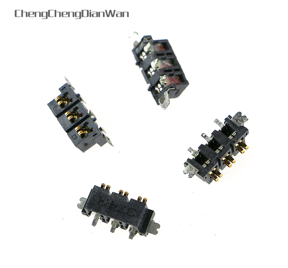 ChengChengDianWan 10pcs 20pcs original <font><b>battery</b></font> socket for <font><b>2ds</b></font> image