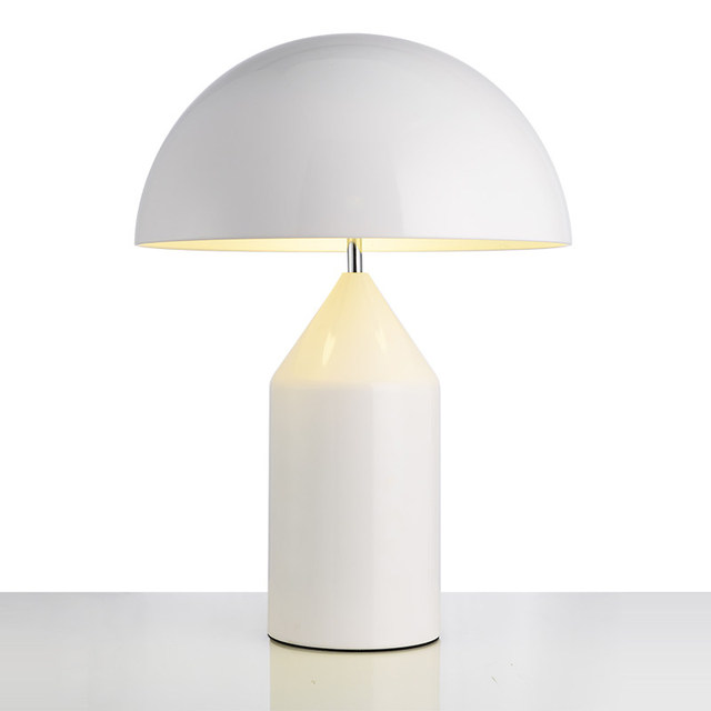 110 220V Contemporary Design White Black Gold Replicas Lamp Table Lamp Desk  Bedroom Living Room Table Desk Lamp Reading Lamp