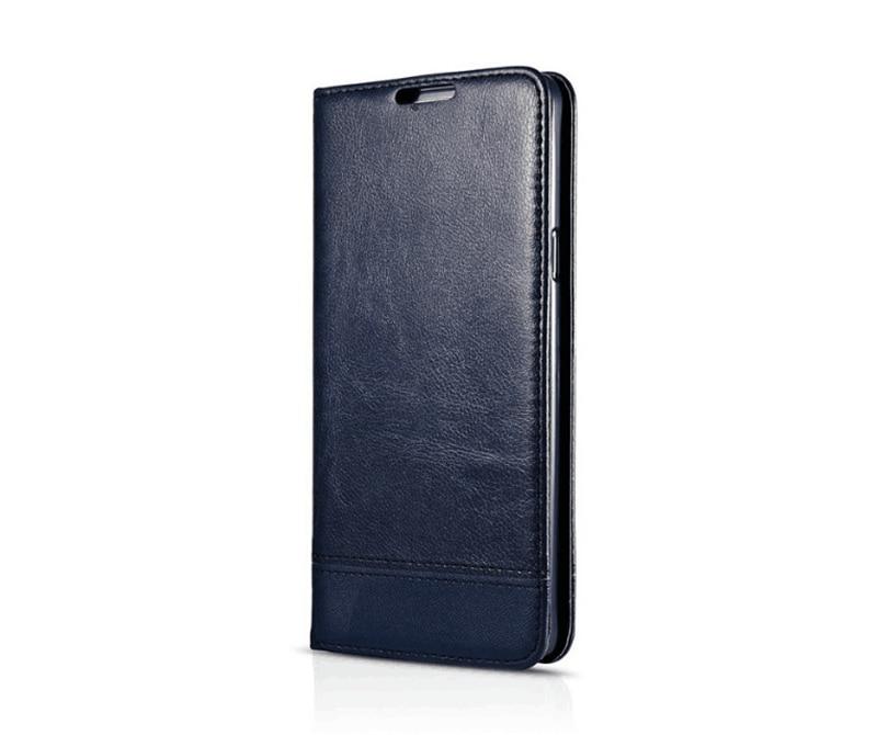 Samsung S6 Case կաշվե մագնիսական մատով խցկող - Բջջային հեռախոսի պարագաներ և պահեստամասեր - Լուսանկար 5