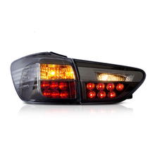 manufacturer For Car Tail Lamp Toyota Wish LED Taillight 2011 2012 2013 2014 Taillamp With Black And Clear Color