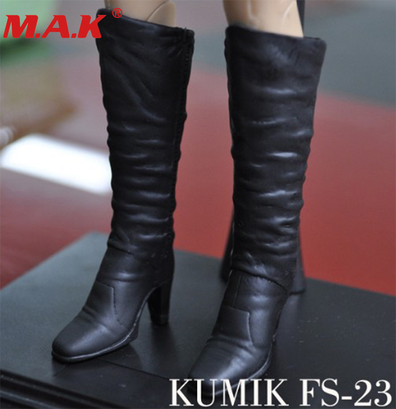 1 6 Action Figure Accessory 1/6 Scale Shoes Boots For 12 Action Figure Female Girl Doll Body Toys Gift Collection To Make One Feel At Ease And Energetic Toys & Hobbies