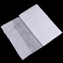 Новые 3 ярдов марля отбеленная Ширина 23,5 см марля для сыроделия ткани Муслин Кухня Пособия по кулинарии инструменты