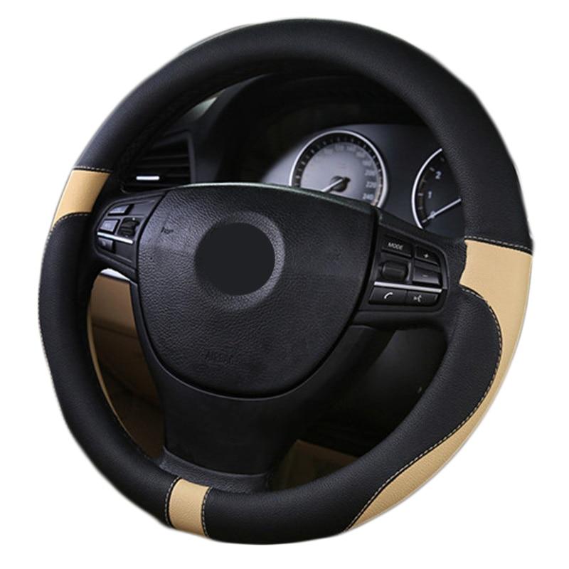 3D Sport Car Steering Wheels Covers Steering Wheel Hubs Car Styling Steering-wheel For BMW Audi Honda Ford CRV All Car Sedan