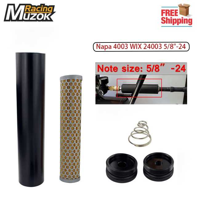 NEW Fuel Filter Suit FOR Napa 4003 WIX 24003 1/2