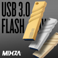 MIXZA CMD-U1 USB Flash Drive Disk 16GB 32GB 64GB USB3.0 Pen Drive Tiny Pendrive Memory Stick Storage Device Flashdrive